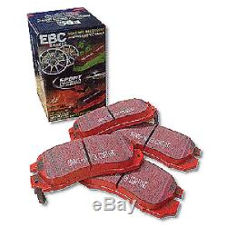 Ebc Redstuff Front Brake Pads Audi A8 Quattro 4.0 Td Dp31535c