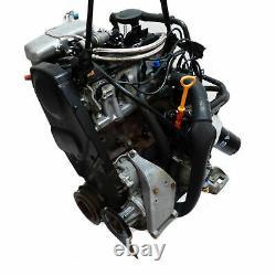 Engine Abk 2.0l 85kw 115ps Audi 80 B4 Coupé Cabriolet 11.5 12.5 12 Shell