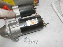 Engine Starter Audi Coupé Cabriolet 100 80 A4 Vw Passat B5 Bosch 0001107069