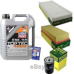Filter Review Liqui Moly 5w-30 Oil 5l For Audi Cabriolet 8g7 B4 And E 2.3