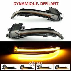 Flashing Led Dynamic Audi A5 8f 8t Coupe Cabriolet 6/2009-1/2017 Black
