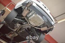 Fms 76mm Duplex System For Audi A5 B9 (f5 /b8) Cut And Cabriolet Quattro