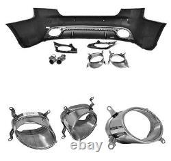 For Audi A5 8t Coupé Cabriolet 08-16 Rs5 Watch Pare-chocs Calandre Diffuser