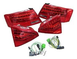 For Audi A5 S5 8t Coupé Cabriolet Original Led Lights Rear Cable Adapter