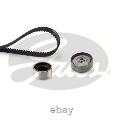 For Audi Convertible 80 Coupe A6 100 A8 2.6 2.8 Gates Timing Belt Set -6437