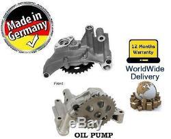 For Audi Tt 1.8i Coupe + Cabriolet Quattro 1998-2006 New Engine Oil Pump