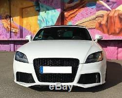 Front Bumper For Audi Tt 8j Rs Coupé Cabriolet 2006-2014 8s Ttrs Look