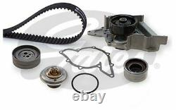 Gates Distribution Kit With Water Pump For Audi 80 Cabriolet Kp1th15344xs