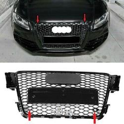 Grid Honeycomb Grille Audi A5 B8-8t Sedan Coupe 'rs5 Cabrio S5 Look