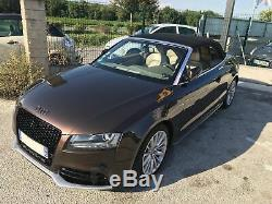 Grill Without Emblem Brilliant Black For Audi A5 Sportback 8t / Coupe / Cabrio Rs5