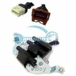 Ignition Coil Audi Cabriolet (8g7, B4) 2.6 110kw 150hp 06/199308/00 Km8010