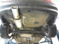 Integral Audi 80/90 89 B3 B4 Coupe Cabriolet 2.6l 2.8l 135x80mm Flat Oval