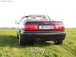 Kat Audi Complete System 80 89 B3 B4 Cabriolet Coupe 2.0 16v 2.3 2x76 Network