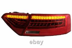 Led Lights For Audi A5 8t Coupé Cabriolet Sportback 2007-2011 Dynamic Turning
