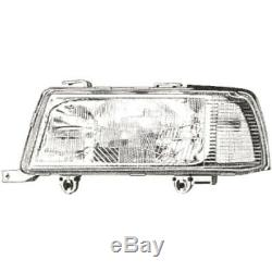 Lighthouse Left For Audi 80 B4 Type 8c Year Mfr. 91-98 Coupe / Cabriolet