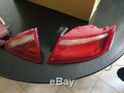 Lights Audi A5 (oem) To Cut And / Or 2011-2007 Convertible