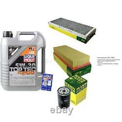Liqui Moly Oil 5l 5w-30 Filter Review For Audi Cabriolet 8g7 B4 2.3 S