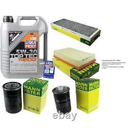Liqui Moly Oil 5l 5w-30 Filter Review For Audi Cabriolet 8g7 B4 2.6 2.0