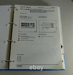 Manual D'atelier Électrique / Diagrams De Câblage Audi Coupé Incl. S2 / Cabrio 92