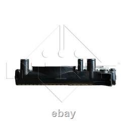 Nrf Engine Cooling Radiator For Audi 80 8c B4 Cabriolet 8g7