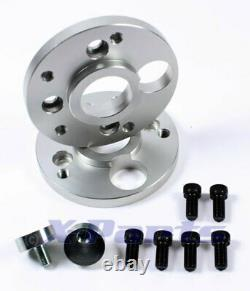 On Discs 15mm Adapter 4x100 5x120 On Audi 50 80 90 Coupe Cabrio For Bmw
