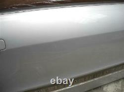 Orig. Audi 80 Typ89 Cabriolet Coupé Front Door Right Ly7w Silver Clear