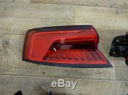 Original Audi A5 8w6 Cabriolet Coupe Part Led Rear Light Light