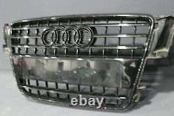 Original Audi A5 S5 8t Coupe Cabriolet S-line Black Calandre Grille 8t0853651b