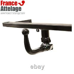 Oris Removable Hitch For Audi A4 Convertible 10.2005 To Date Top