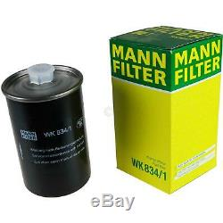 Revision Liqui Moly Oil Filter 6l 5w-30 Audi Cabriolet 8g7 B4 2.6 2.0