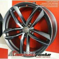 Rs6 In Set 4 Alloy Wheels Et25 20 X Audi A5 Cabriolet S5 Coupe Rs5 B8 Italy