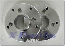 Scc 4x100 Adapter Discs On 5x130 20mm Audi 50 80 90 Bmw Convertible Coupe