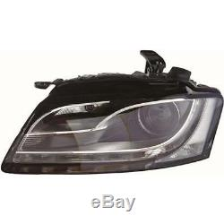 Set Of Xenon Headlights For Audi A5 Year 07-11 Coupe Sportback Cabriolet