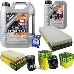 Sketch Of Inspection Liqui Huile Of Moly 6l 5w-30 For Audi Cabriolet 8g7