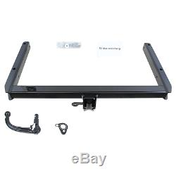Towbar For Audi A4 Station Wagon 08-11 Removable Without Tools Oris New Included