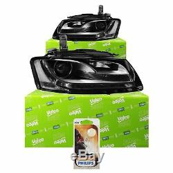 Valeo Xenon Headlights Kit For Audi A5 Year Mfr. 07-12 Coupe / Cabriolet / Sportback