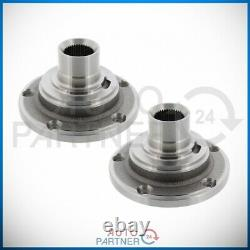 Wheel Hubs Front 5x112 82mm For Audi 80 B4 Coupe Cabriolet S2 Rally Like