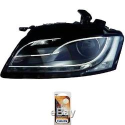 Xenon Headlight Left For Audi A5 Year Fab. 07-11 Coupe / Cabriolet / Sportback