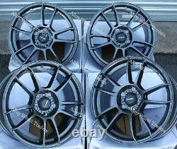 15 Gris X5 Alliage Roue Audi 90 100 80 Coupé Cabriolet Saab 900 9000 4x108