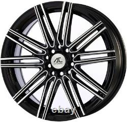 17 BMF AC Volts Roues Alliage Audi 90 100 80 Coupé Cabriolet Saab 900