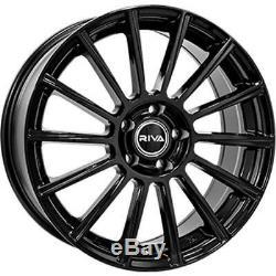 17 Noir MBM Roues Alliage Pour Audi A6 C7 A8 Q3 Q5 Q7 5X112 Coupé Tt Cabriolet