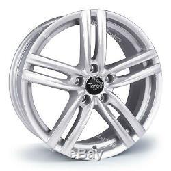17 Targa TG4 Roues Alliage pour Audi A4 B5 B7 B8 B9 Saloon A5 Coupé Cabriolet