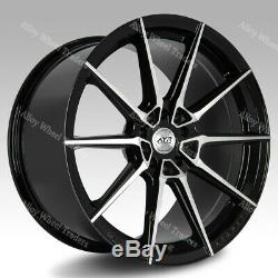 18 Bpf 01 Wr Roues Alliage pour Audi A4 B5 B7 B8 B9 Saloon A5 Coupé Cabriolet