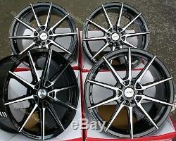 18 Bpf 01 Wr Roues Alliage pour Audi A6 C7 A8 Q5 Q7 5X112 Coupé Tt Cabriolet