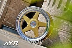 18 Gpl 04 Roues Alliage Pour Audi A6 C7 A8 Q5 Q7 5x112 Coupé Tt Cabriolet Wr