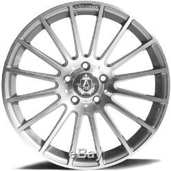 18 Gris AXE EX23 Alliage Roue Audi A4 B5 B7 B8 B9 Saloon A5 Coupé Cabriolet