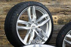 18 Pouces Kompletträder Été Audi Tt 8S FV3 FV9 Cabriolet Coupé RS3 8x18 ET45 Sl