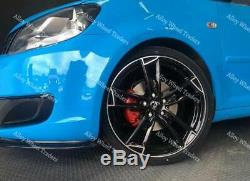 18 Targa TG3 Roues Alliage pour Audi A4 B5 B7 B8 B9 Saloon A5 Coupé Cabriolet