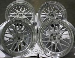 19 Spl RT1 Roues Alliage Pour Audi A6 C7 A8 Q3 Q5 Q7 5X112 Coupé Tt Cabriolet
