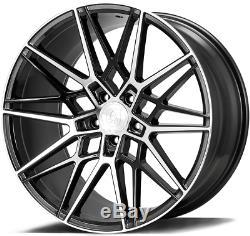 20 BMF CF1 Roues Alliage Pour Audi A6 C7 A8 Q3 Q5 Q7 5X112 Coupé Tt Cabriolet